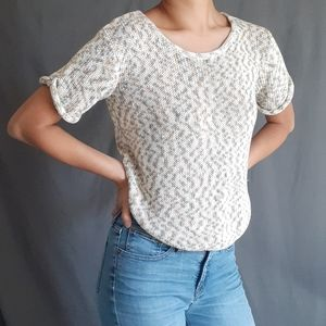 H&M Sweet Knitted Top
